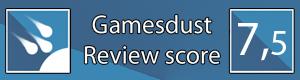Review score van 75 van de 100