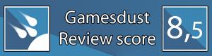 Review score van 85 van de 100