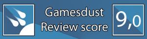 Review score van 90 van de 100