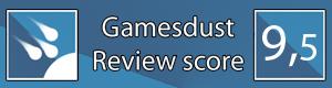 Review score van 95 van de 100